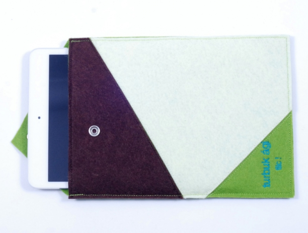 iPad mini tok zöld